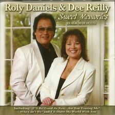 Roly Daniels & Dee Reilly  - Sweet Memories (featuring Shame on Me) CD