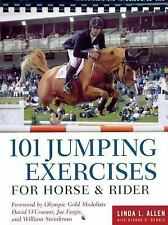 101 Jumping Exercises for Horse & Rider-ExLibrary