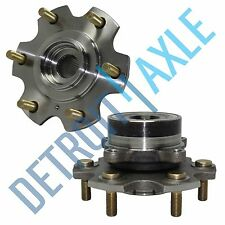 Set  2 New FRONT Driver & Passenger Wheel Hub And Bearing Pair for 01-06 Montero