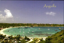 Postcard 16 - ANGUILLA - Caribbian - Sandy Ground, Road Bay,  Port of The Valley