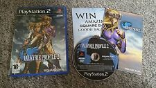 Valkyrie PROFILE 2 SILMERIA-GIOCO PLAYSTATION 2 ps2