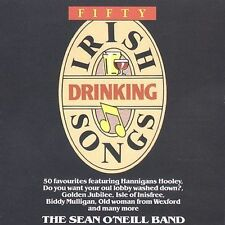 ONeill, Sean Irish Drinking Songs CD