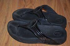 Fit Flop women's athletic flip flops shoes size 7 US