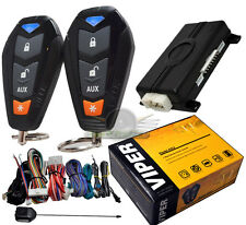 VIPER 4105 Remote Start and Keyless Entry 2000ft Range 4-Button Remotes 4105V