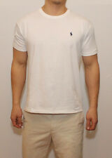 New Polo Ralph Lauren Men Crew Neck Tee Shirt Classic Standard Fit Short Sleeve