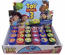 24PC Disney Toy Story 3 Stampers Self-Inking Stamps Birthday Party Favors