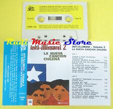 MC INTI-ILLIMANI 2 La nueva cancion chilena 1983 italy VRMK 105 no cd lp dvd vhs