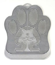 Omega Paw Cleaning Litter Mat for self cleaning box clean cat's paws NO-TRACKING
