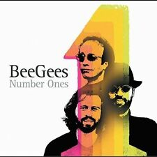 Bee Gees CD. Number Ones .THE BEST OF GREATEST HITS