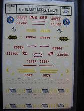 1/72  VINTAGE KRASEL DECAL N°99 NORTHROP P 61 BLACK WIDOW