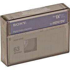1 Sony HDM-63VG HD tape for PV-GS80 HDR-HC7 HC1 FX7 Z7U FX1 V1U FX1000 HC7 Z5U