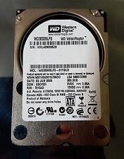 "WESTERN DIGITAL WD3000BLFS VELOCIRAPTOR 300GB 10K RPM 2.5"" SATA HARD DISK DRIVE"