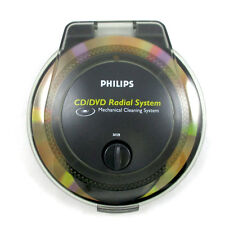 CD DVD Blue Ray Disc Radial  Cleaner Multi-Purpose Cleaning System