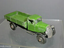 VINTAGE DINKY TOYS MODEL No.25e TIPPING WAGON