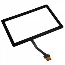 "GLS: VETRO+TOUCH SCREEN per SAMSUNG GALAXY TAB2 GT P5100 P5110 10,1"" DISPLAY NER"