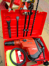 HILTI TE 80-ATC AVR COMBI HAMMER,GOOD CONDITION,MADE IN AUSTRIA ,FAST SHIP