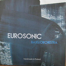 Upright 3/4 Bass Strings Set - Eurosonic Strings