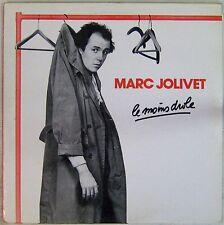 Marc Jolivet 33 tours Le moins drole