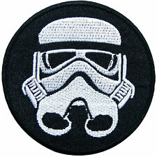 Imperial Storm Trooper Star Wars Episode Movies Classic Iron on Patches #M035