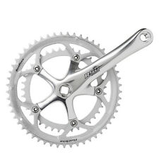 SUNRACE R90 DOUBLE ROAD CRANKSET 9 SPEED  34/50 170mm cranks SQUARE B/B