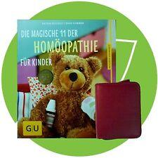 Homöopathie Kinderset: Buch + Taschenapotheke PZN 08008886
