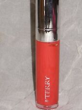 NEW BY TERRY LIP GLOSS, LAQUE DE ROSE, NO BOX, FULL SIZE