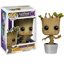 Funko POP! Marvel Guardians of the Galaxy Dancing Groot Bobble Head Vinyl Figure