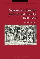 Cultures of Early Modern Europe: Vagrancy in English Culture and Society,...