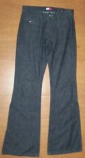 Tommy Girl Jeans Wide Leg Dark Wash Size 3 NWOT
