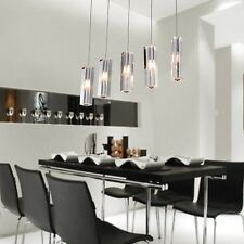 New Luxury  Contemporary Crystal Pendant Lamp Ceiling Light Chandelier Lighting