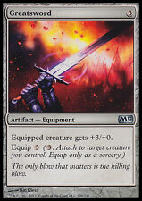 MTG 2x GREATSWORD - SPADONE - M12 - MAGIC