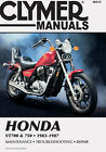 Clymer Repair Service Shop Manual Honda VT700C Shadow 84,85,86,87 VT750C 83