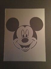 Mickey Mouse #1 Stencil 5mil (Buy 2 Get 1 Free! Mix & Match) Airbrushing!