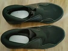 NEW WOMEN Adidas  Y-3 black Slip On Shoes sneakers Size 7