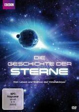 DIE GESCHICHTE DER STERNE-VOM LEBEN UND STERBEN D.HIMMELSKÖRPER  DVD  DOKU NEU