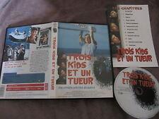 Trois kids et un tueur de Hil Covington avec Bernie Coulson, DVD, Comédie