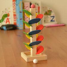 Kinder Spielen Funny Holz-Spielzeug-Kugel Run Track-pädagogisches Spielzeug Kids