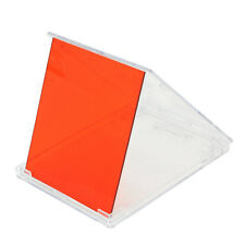 Square Full Orange Color Conversion Camera Lens Filter For Cokin P Series