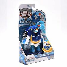 Transformers CHASE THE POLICE-BOT Playskool Heroes Rescue Bots Cadeau Collection