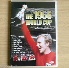NEW - THE 1966 WORLD CUP - Football Soccer England Sport DVD
