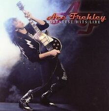 ACE FREHLEY - GREATEST HITS LIVE CD!  KISS