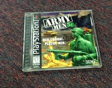 Army Men 3D  (PlayStation, 1999)