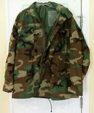 M-65 Field Jacket WOODLAND CAMO US Military Surplus NEW  Super Warm Sz Med Reg