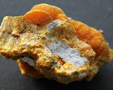 ORPIMENT with  Realgar (small hand speciemen) 2