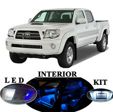 LED Lights for Toyota Tacoma Blue LED Interior Package  (5 pieces).