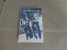 ENVOGUE MY LOVIN' ( YOU'RE NEVER GONNA GET IT)  FACTORY SEALED CASSETTE SINGLE