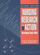 Nursing Research in Action By Philip Burnard, Paul Morrison. 9780333608760