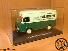 "SAVIEM SG2 SG-2 ""PALMOLIVE"" 1:43 FRANCE FRENCH VEHICLE"