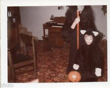 POL614 Polaroid Photo Vintage Original Halloween déguisement fête