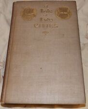 A Tale of Two Cities, Volume 1- Rare 1894 Version; Dodd, Mead & Co.